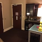 Room 306 (Handicapped Suite) - living area