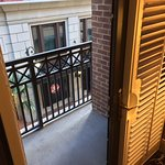Room 306 (Handicapped Suite) - balcony