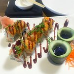 Geisha Sushi with a Flair