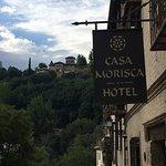 Foto de HOTEL CASA MORISCA