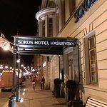 Solo Sokos Hotel Vasilyevsky Foto