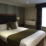Good stay and great staff. Centrally located and one of the better hotels in Salisbury.