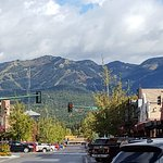 Downtown Whitefish, MT...Pretty!