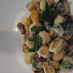 FALL GNOCCHI - THE BEST YOU'LL EVER EAT! (Sorry, picture is sidwayes.)