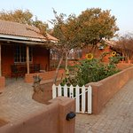 Damara Mopane Lodge Foto