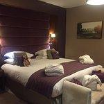Suite 225 corner suite with two balconies !