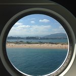 From the ferry boat
