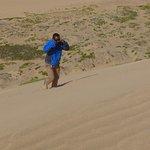 les dunes pour s'amuser
