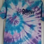 tie dye we made through the resort activities