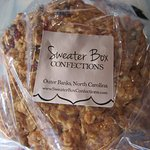 Waveriders, Nags Head, NC - Sweater Box Cookie $3.00