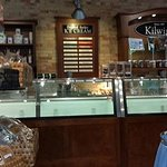 Inside of Kilwins in Holland