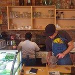 Photo de La Botica Café