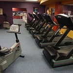 Complimentary access to Planet Fitness Center