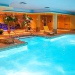 Indoor Pool, Hot Tub & Steam Room