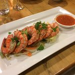 Beautiful prawns