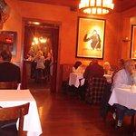 Moody's interior dining room