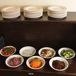 Salads Buffet