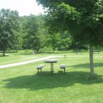 Picnic areas near Mystery Cave (in state park)