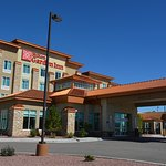 Hilton Garden Inn Gallup NM on a Beautiful Day!