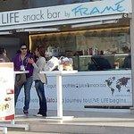 Love Life Snack Bar by Framè, Plakyàs, Creta, Grecia (settembre 2016)