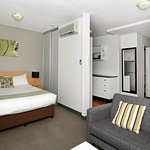 Studio Apartment - BreakFree Adelaide