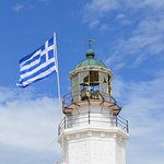 Armenistis Lighthouse Foto