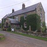 The farmhouse itself