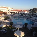 Niriides Beach Hotel Foto