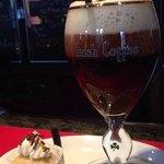 zalige irish coffee (met een cupcake natuurlijk)