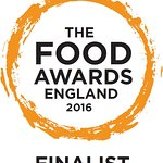 Finalist for The Food Awards England 2016