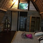 room. with FAN. all bamboo.. very eco!