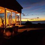 Te Moai Sunset