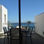 Ruim balkon suite 5109