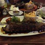 Regular portion of ribs