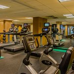 24 Hour - On Site Fitness Center