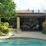 Photo de Papaya Paradise Bed and Breakfast