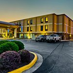 Holiday Inn Express Chillicothe East resmi