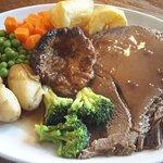 Roast Beef & Yorkshire Pud