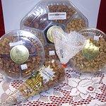 Bavarian style cinnamon glazed nuts!