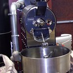 Our coffee roaster!