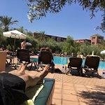 Wonderful Hotel Eden Andalou - lush even in October