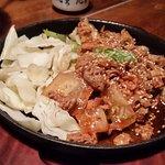 Kim Chi Pork