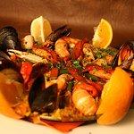 Paella Marinera - Seafood