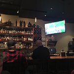 Bar and TV