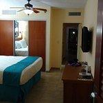 Bedroom, entering room