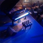 from the balcony, in Snug Harbor. Nice place to see, and hear some good Jazz on Frenchman St.