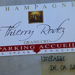 Great little place for a visit. Casual with delicious champagnes.