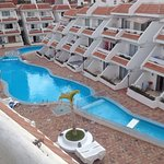 Pics from holiday in las Americas las floritas apartment