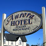 Foto de The Aurora Hotel
