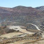 Santa Rita Copper Mine, Chino Operations